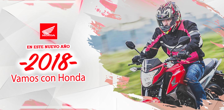 Vamos con Honda