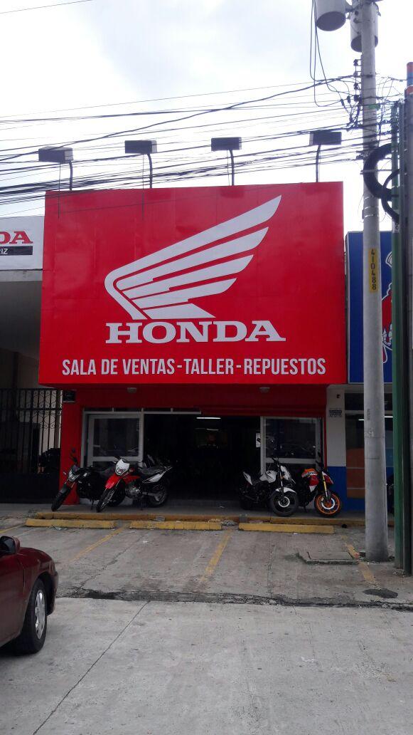 Agencia Honda Aguilar Batres