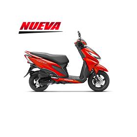 Nueva Honda Grazia