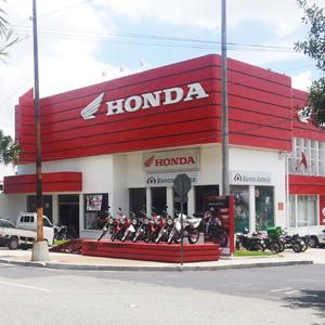 Honda Agencia Web