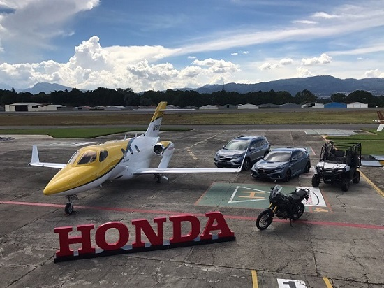 HondaJet Guatemala