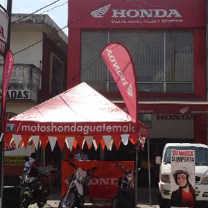 Honda Mazatenango
