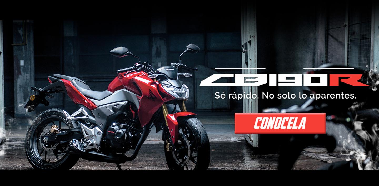 Motos Honda Guatemala 2017